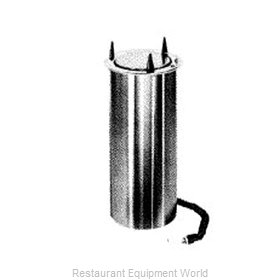 Caddy Corporation CM-30-H Dispenser, Plate Dish, Drop In