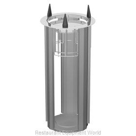 Caddy Corporation CM-30 Dispenser, Plate Dish, Drop In
