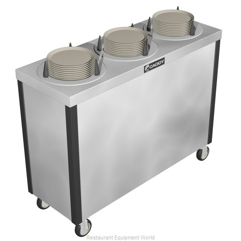 Caddy Corporation CM-S-303 Dispenser, Plate Dish, Mobile