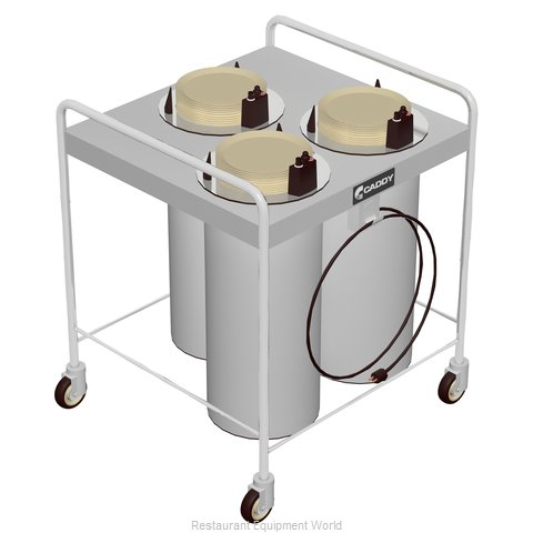 Caddy Corporation CM-TQ-303-H Dispenser, Plate Dish, Mobile