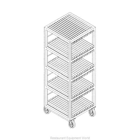 Caddy Corporation T-1310-C Tray Drying Rack