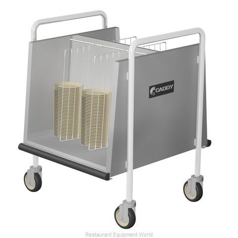 Caddy Corporation T-150 Cart Dish