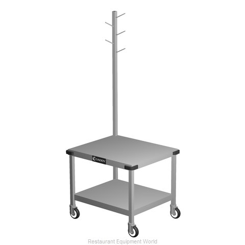 Caddy Corporation T-242 Equipment Stand for Mixer Slicer