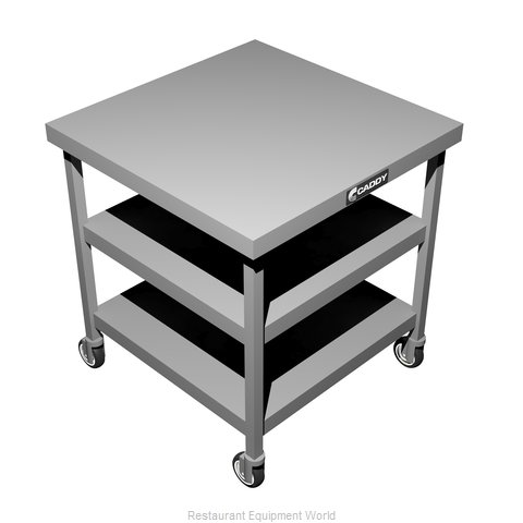 Caddy Corporation T-249-A Equipment Stand, for Mixer / Slicer