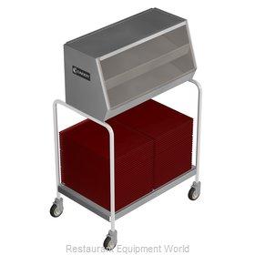 Caddy Corporation T-303 Flatware & Tray Cart