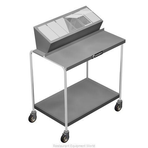 Caddy Corporation T-330 Cart, Condiment