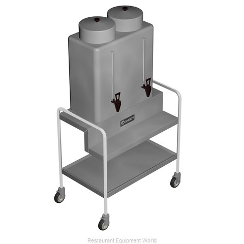 Caddy Corporation T-502 Cart, Beverage