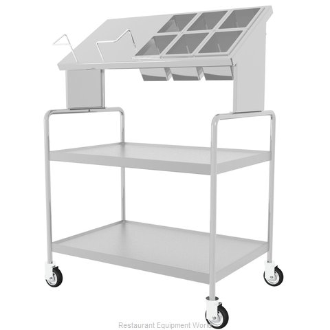 Caddy Corporation T-560 Tray Starter Set-Up Station (Magnified)