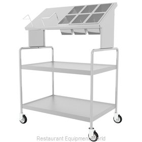 Caddy Corporation T-560 Tray Starter Set-Up Station