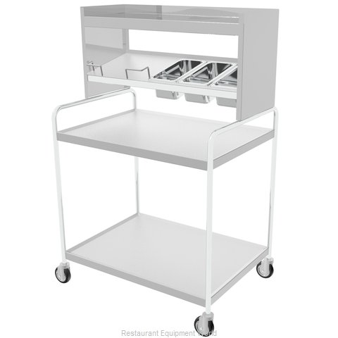 Caddy Corporation T-563 Tray Starter Set-Up Station