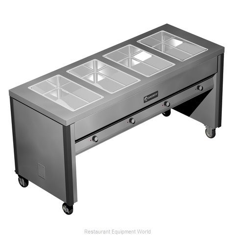 Caddy Corporation TF-604 Serving Counter, Hot Food, Electric
