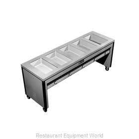 Caddy Corporation TF-605 Serving Counter, Hot Food, Electric