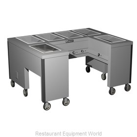 Caddy Corporation TF-606-U Serving Counter, Hot Food, Electric