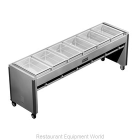 Caddy Corporation TF-606 Serving Counter, Hot Food, Electric