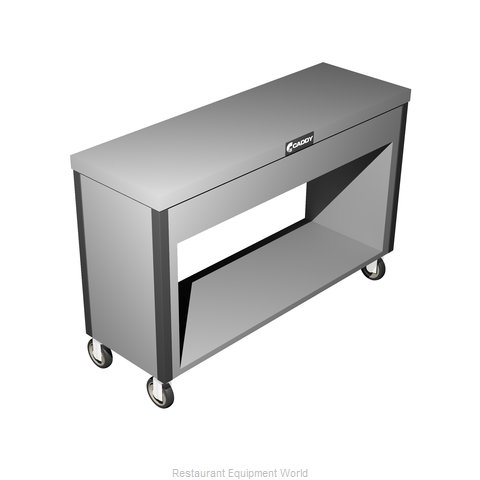 Caddy Corporation TF-610 Serving Counter Utility Buffet