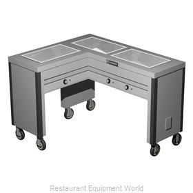 Caddy Corporation TF-613-L Serving Counter, Hot Food, Electric