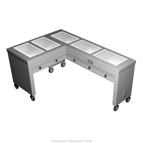 Caddy Corporation TF-615-L Electric Hot Food Steam Table
