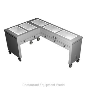 Caddy Corporation TF-615-L Serving Counter, Hot Food, Electric