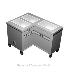 Caddy Corporation TF-623-R Serving Counter, Hot Food, Electric