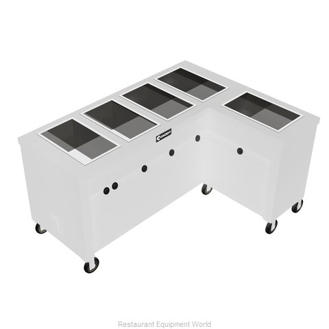 Caddy Corporation TF-625-R Electric Hot Food Steam Table
