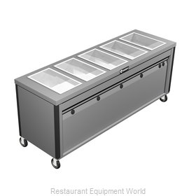 Caddy Corporation TF-625 Serving Counter, Hot Food, Electric