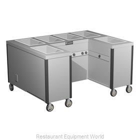 Caddy Corporation TF-626-U Serving Counter, Hot Food, Electric