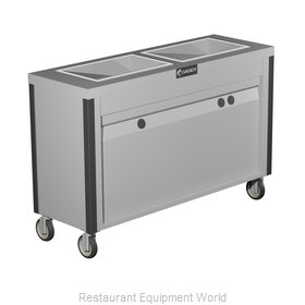 Caddy Corporation TF-632 Serving Counter, Hot Food, Electric
