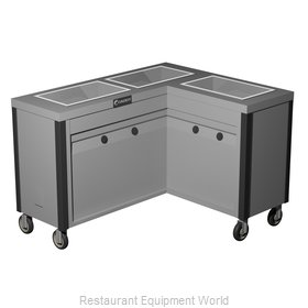 Caddy Corporation TF-633-R Serving Counter, Hot Food, Electric