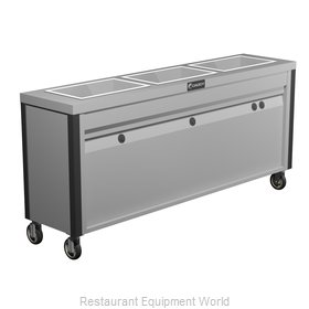 Caddy Corporation TF-633 Serving Counter, Hot Food, Electric