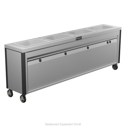 Caddy Corporation TF-634 Serving Counter, Hot Food, Electric