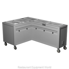 Caddy Corporation TF-635-L Serving Counter, Hot Food, Electric