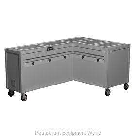 Caddy Corporation TF-635-R Serving Counter, Hot Food, Electric