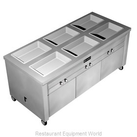 Caddy Corporation TF-636 Serving Counter, Hot Food, Electric