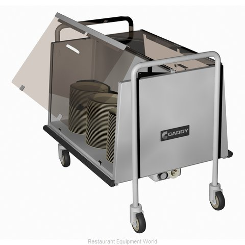 Caddy Corporation TH-170 Cart, Heated Dish Storage