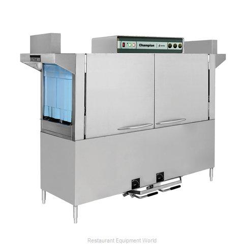 Champion 106 PW Dishwasher, Conveyor Type