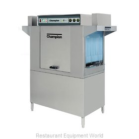 Champion 44 DR Dishwasher, Conveyor Type