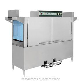 Champion 64 Dishwasher, Conveyor Type