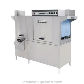 Champion 76 DRPW Dishwasher, Conveyor Type