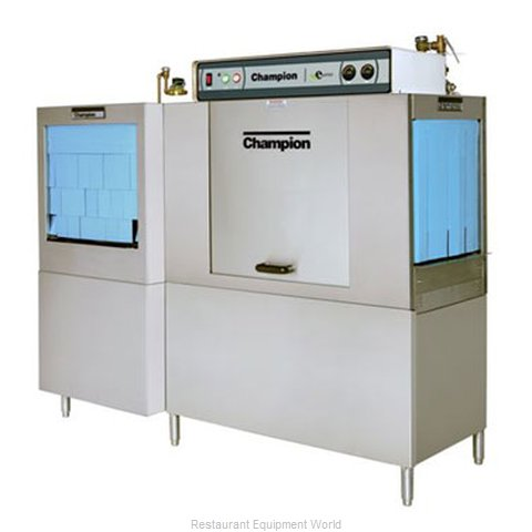 Champion 80 DRFFPW Dishwasher, Conveyor Type