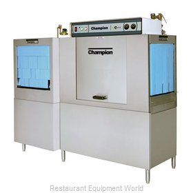 Champion 80 DRFFPW Dishwasher, Conveyor Type