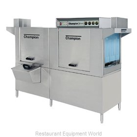 Champion 80 DRHDPW Dishwasher, Conveyor Type