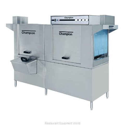 Champion 90 DRHDPW Dishwasher, Conveyor Type (Magnified)