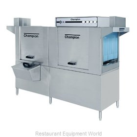 Champion 90 DRHDPW Dishwasher, Conveyor Type