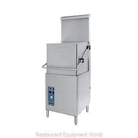 Champion DH-5000-VHR Dishwasher, Door Type, Ventless