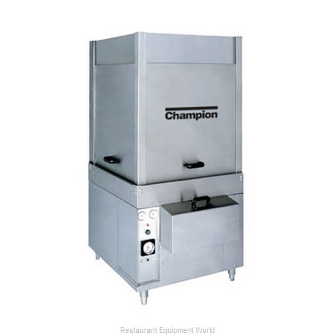 Champion PP-28 Dishwasher, Pot/Pan/Utensil, Door Type