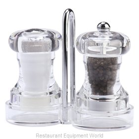 Chef Specialties 01630 Salt / Pepper Shaker & Mill Set