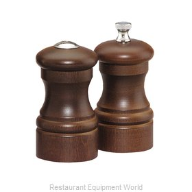 Chef Specialties 04100 Salt / Pepper Shaker & Mill Set