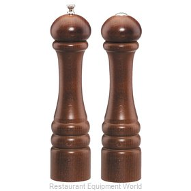 Chef Specialties 10100 Imperial 10inch Walnut Pepper Mill and Salt Sha
