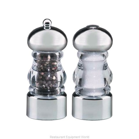 Chef Specialties 29160 Salt / Pepper Shaker & Mill Set (Magnified)