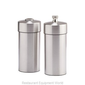 Chef Specialties 29900 Futura 5.5inch Pepper Mill and salt Shaker Set